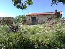 Ένα παλαιό σπίτι στοκ φωτογραφία με δικαίωμα ελεύθερης χρήσης
