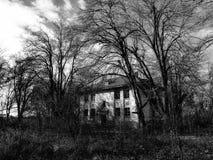 Ένα παλαιό τρελοκομείο Στοκ Εικόνες