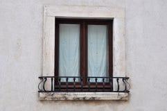 Ένα παράθυρο ενός κτηρίου Στοκ Φωτογραφίες