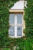 Ένα παράθυρο στο σπίτι κατοικιών Στοκ Εικόνες