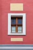 Ένα παράθυρο στο σπίτι κατοικιών Στοκ Φωτογραφία