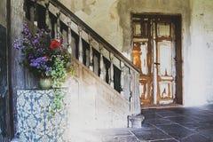 Ένα παλαιό κτήμα κάστρων Στοκ φωτογραφίες με δικαίωμα ελεύθερης χρήσης
