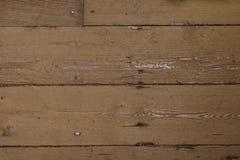 Ένα παλαιό ξύλινο πάτωμα σανίδων Στοκ εικόνες με δικαίωμα ελεύθερης χρήσης