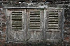 Ένα παλαιό παράθυρο Στοκ εικόνα με δικαίωμα ελεύθερης χρήσης