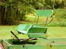 Ένα παλαιό horse-drawn βαγόνι εμπορευμάτων καλλιέργειας Στοκ εικόνες με δικαίωμα ελεύθερης χρήσης