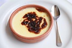 Ένα πιάτο με το ρύζι porrige (Sutlac) Στοκ Εικόνες