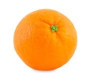 ένα πορτοκάλι Στοκ Εικόνες