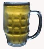 Ένα ποτήρι της μπύρας Στοκ εικόνα με δικαίωμα ελεύθερης χρήσης