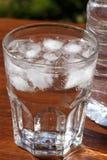 Ένα ποτήρι του νερού Στοκ Εικόνα
