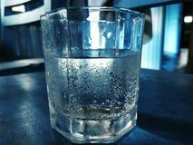 Ένα ποτήρι 7up των κρύων ποτών στοκ φωτογραφία με δικαίωμα ελεύθερης χρήσης