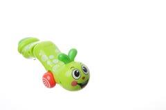 Πράσινο σκουλήκι στοκ φωτογραφία με δικαίωμα ελεύθερης χρήσης