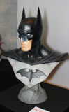 Ένα πρότυπο του χαρακτήρα Batman από τους κινηματογράφους και το comics 2 Στοκ φωτογραφία με δικαίωμα ελεύθερης χρήσης