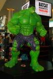 Ένα πρότυπο Hulk χαρακτήρα από τους κινηματογράφους και το comics Στοκ Εικόνα