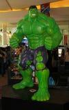 Ένα πρότυπο Hulk χαρακτήρα από τους κινηματογράφους και το comics 2 Στοκ εικόνα με δικαίωμα ελεύθερης χρήσης