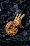 Ένα πλευρό χοιρινού κρέατος Στοκ Φωτογραφία