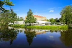 Ένα σπίτι Στοκ εικόνες με δικαίωμα ελεύθερης χρήσης