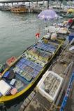Ένα σύνολο βαρκών των θαλασσινών Στοκ Φωτογραφία
