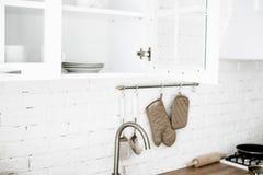 Ένα σύνολο εξαρτημάτων κουζινών στοκ εικόνα με δικαίωμα ελεύθερης χρήσης