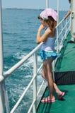 Ένα ταξίδι στη βάρκα τουριστών Στοκ Φωτογραφίες