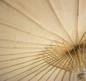 Ένα ταϊλανδικό χρώμα 3 beautifu ομπρελών χειροποίητο Στοκ εικόνα με δικαίωμα ελεύθερης χρήσης