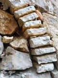 Ένα τεμάχιο μιας αρχαίας τεκτονικής στοκ φωτογραφία με δικαίωμα ελεύθερης χρήσης