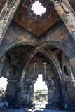 Ένα τμήμα του εσωτερικού της εκκλησίας των αποστόλων σε Ani στη μακριά ανατολικά Τουρκία Στοκ φωτογραφία με δικαίωμα ελεύθερης χρήσης