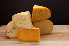Ένα τυρί Στοκ Εικόνες