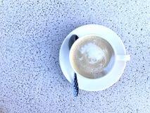Ένα φλιτζάνι του καφέ Στοκ φωτογραφία με δικαίωμα ελεύθερης χρήσης