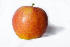 Ένα φρέσκο μήλο Στοκ Φωτογραφία