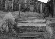 Ένα φρεάτιο στο σώμα, Καλιφόρνια στοκ φωτογραφία
