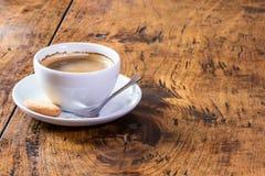Ένα φλιτζάνι του καφέ Στοκ Εικόνα