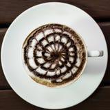 ένα φλυτζάνι του εκλεκτής ποιότητας καφέ Στοκ εικόνα με δικαίωμα ελεύθερης χρήσης