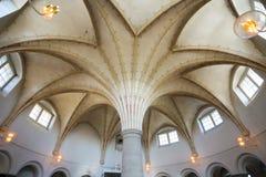 Ένα δωμάτιο στο κάστρο orebro Στοκ Εικόνες