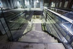 Ένα όμορφο κλιμακοστάσιο Στοκ Εικόνες