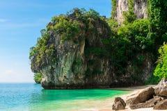 Ένα όμορφο νησί της Hong, Ταϊλάνδη στοκ εικόνες
