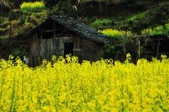 Ένα όμορφο χωριό ακριβώς όπως μια εικόνα Στοκ φωτογραφία με δικαίωμα ελεύθερης χρήσης