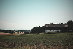 Ένα όνειρο αγροτών ` s Στοκ Εικόνα