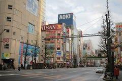 Ένα Akihabara είναι μια περιοχή στο Τόκιο Στοκ Εικόνες