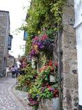 Ένα Cornish κατάστημα στοκ εικόνα