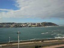 Ένα Coruña Στοκ Εικόνα