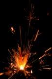 Ένα Sparkler Στοκ φωτογραφίες με δικαίωμα ελεύθερης χρήσης