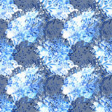 Ένα watercolor για το σχέδιο λουλουδιών Διακόσμηση για το ύφασμα μεταξιού χρώμα Στοκ Φωτογραφίες