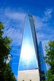 Ένα World Trade Center Στοκ Φωτογραφίες