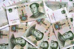 ένα yuan Στοκ φωτογραφίες με δικαίωμα ελεύθερης χρήσης