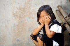 ένδεια παιδιών Στοκ Φωτογραφία