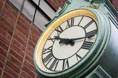 'Ένδειξη ώρασ' οδών στοκ εικόνες