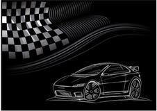 έννοιας αυτοκινήτων διανυσματική απεικόνιση