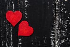 Έννοια αγάπης για την ημέρα μητέρων ` s και την ημέρα βαλεντίνων ` s βαλεντίνος Αγάπη βαλεντίνος καρτών s ημέρας Ευτυχείς καρδιές Στοκ Φωτογραφίες