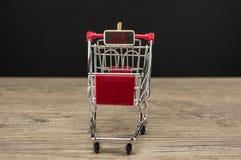 Έννοια αγορών πώλησης Στοκ φωτογραφία με δικαίωμα ελεύθερης χρήσης