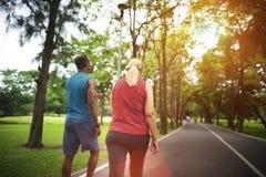 Έννοια αθλητών Sportwoman Podcast Playlist Sportman Στοκ εικόνες με δικαίωμα ελεύθερης χρήσης